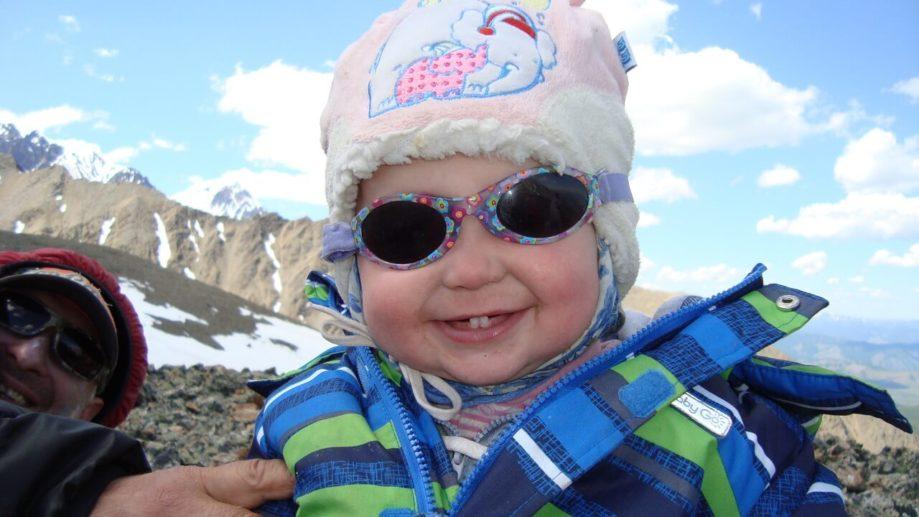 Репортаж с горы от Елены Медведевой