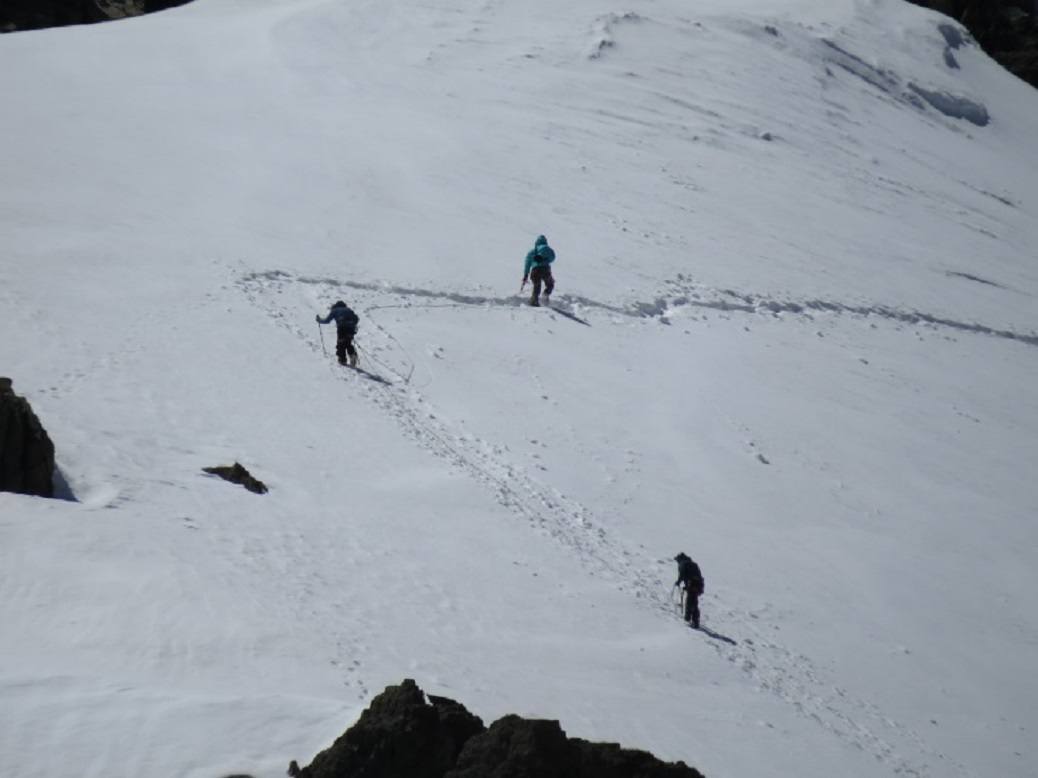 Aktru peak (4044 m) - mysteries of the Chui steppe