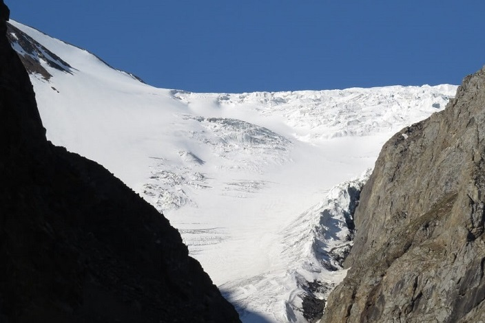 The route «Weekend in Aktru»