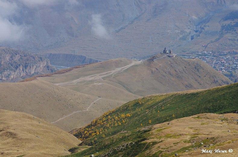 Georgia. Kazbek